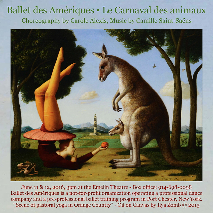 The Carnival of the Animals - Ballet des Ameriques